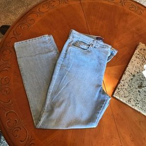 Gloria Vanderbilt High-Waist Tapered Jeans sz 16